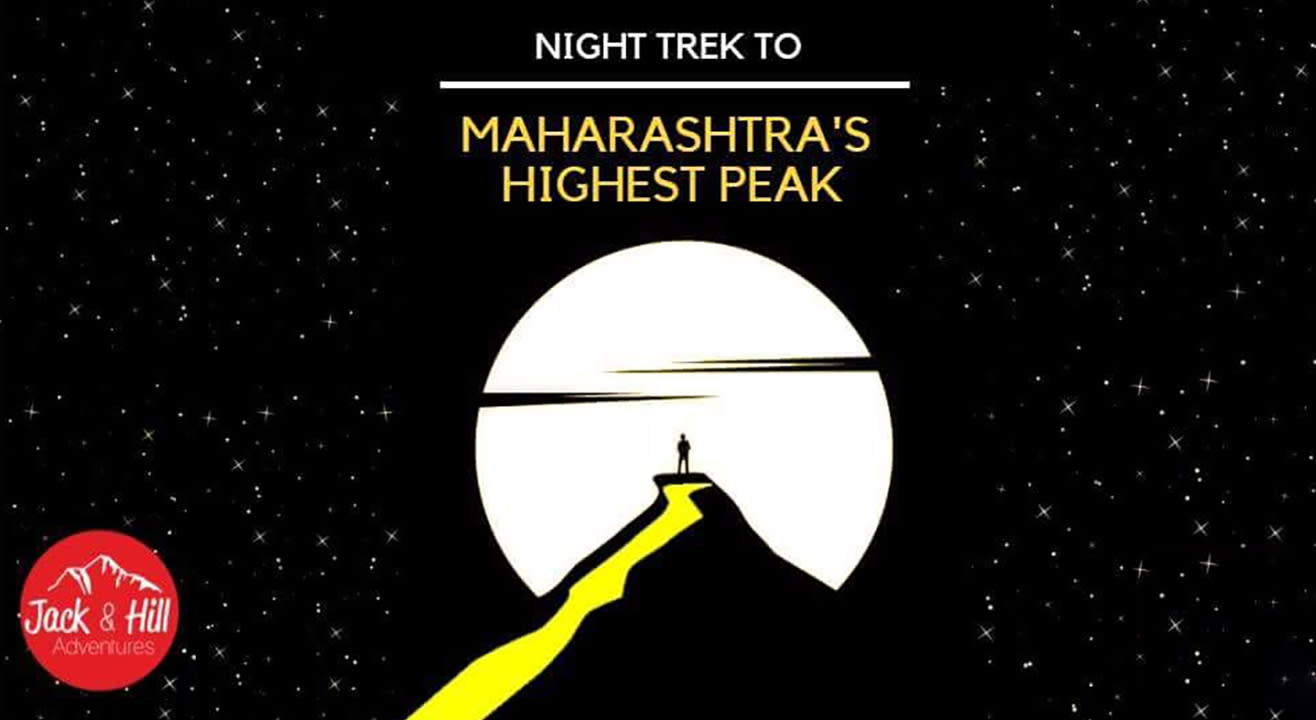 Night Trek to Maharashtra's Highest Peak