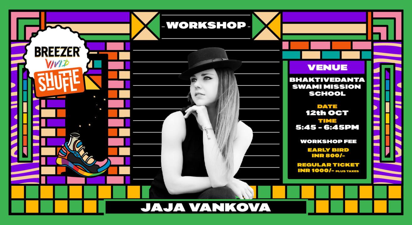 Breezer Vivid Shuffle – Jaja Vankova Workshop