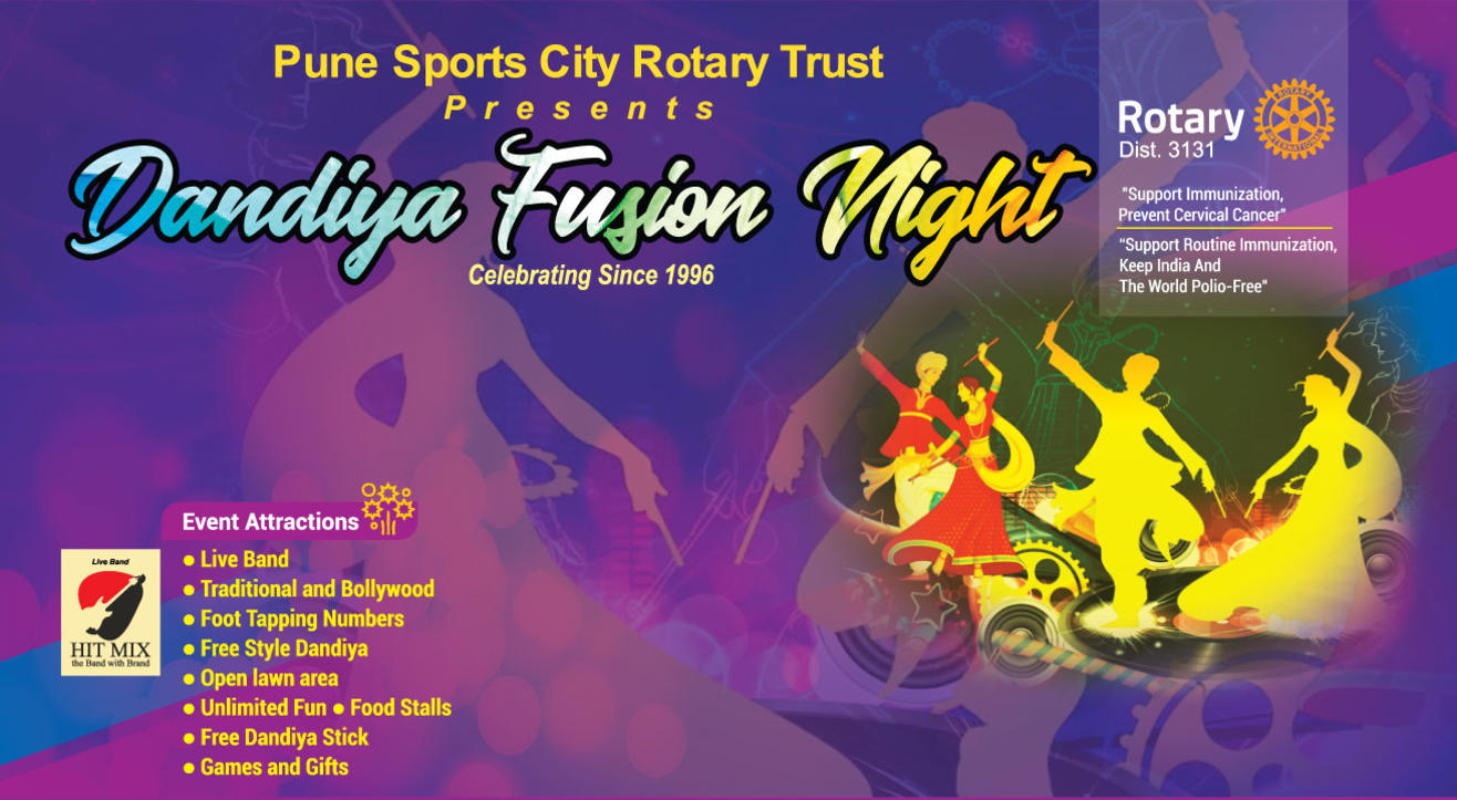 Dandiya Fusion Night