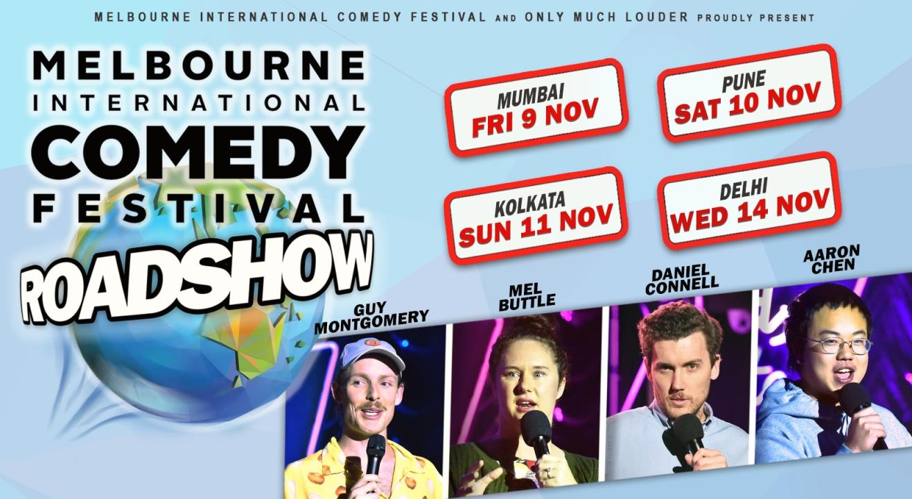 Melbourne International Comedy Festival Roadshow: India 2018