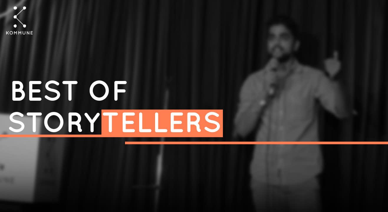 Kommune Presents: Best Of Storytellers