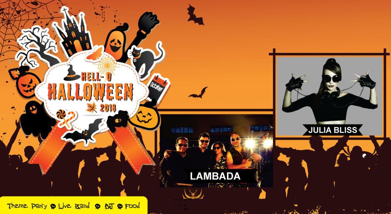 Hell-O Halloween