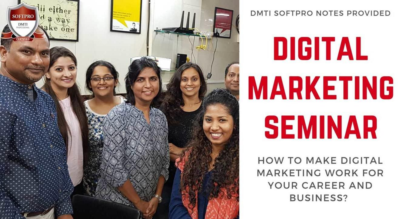 Digital Marketing Seminar
