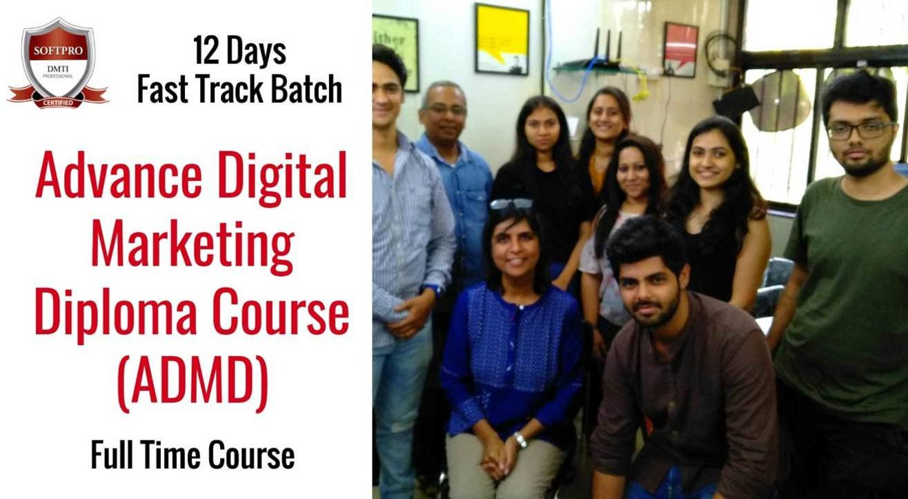 12 Days Fast Track Digital Marketing Course | Full Time Batch