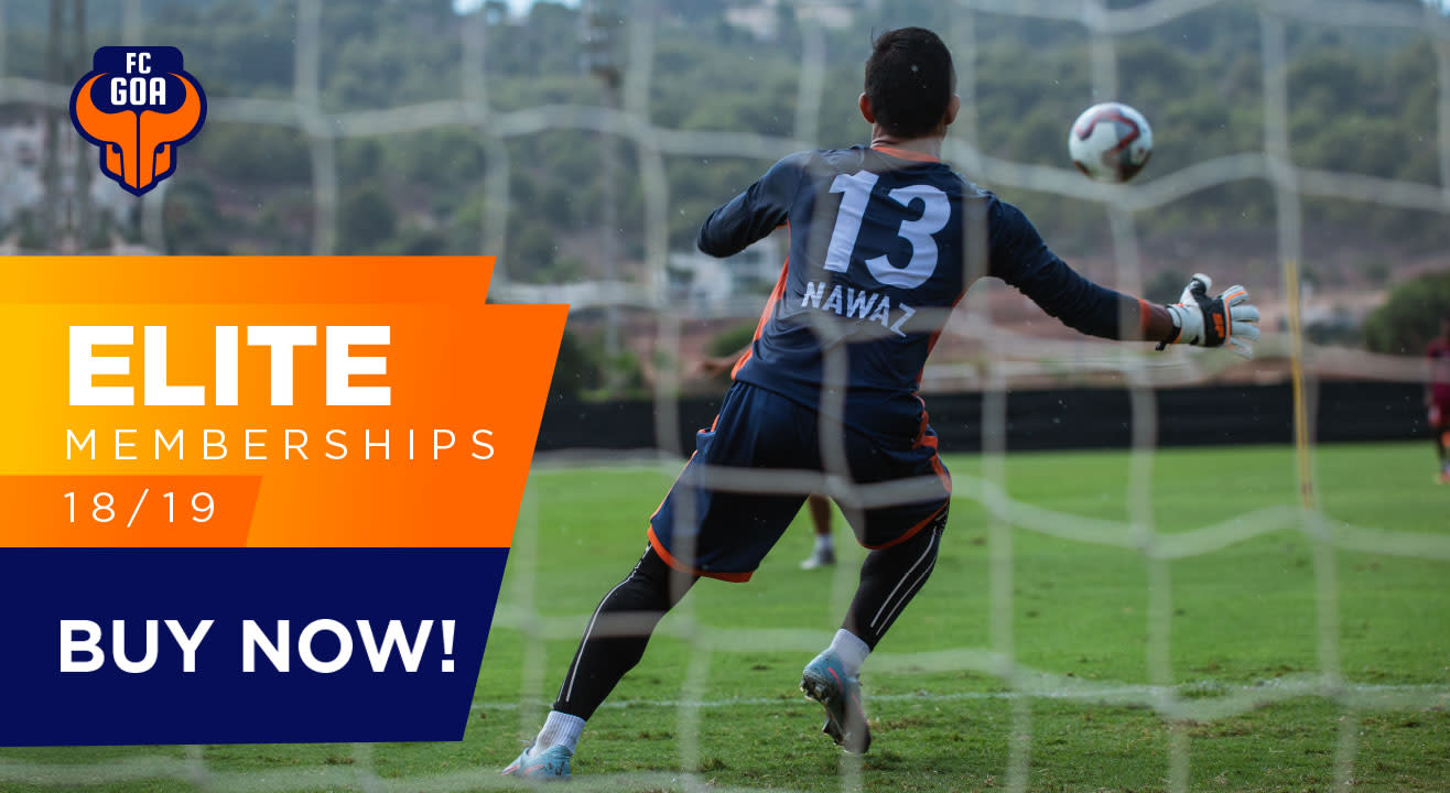 Love FC Goa? Check Out The Elite Membership #NowWeRise