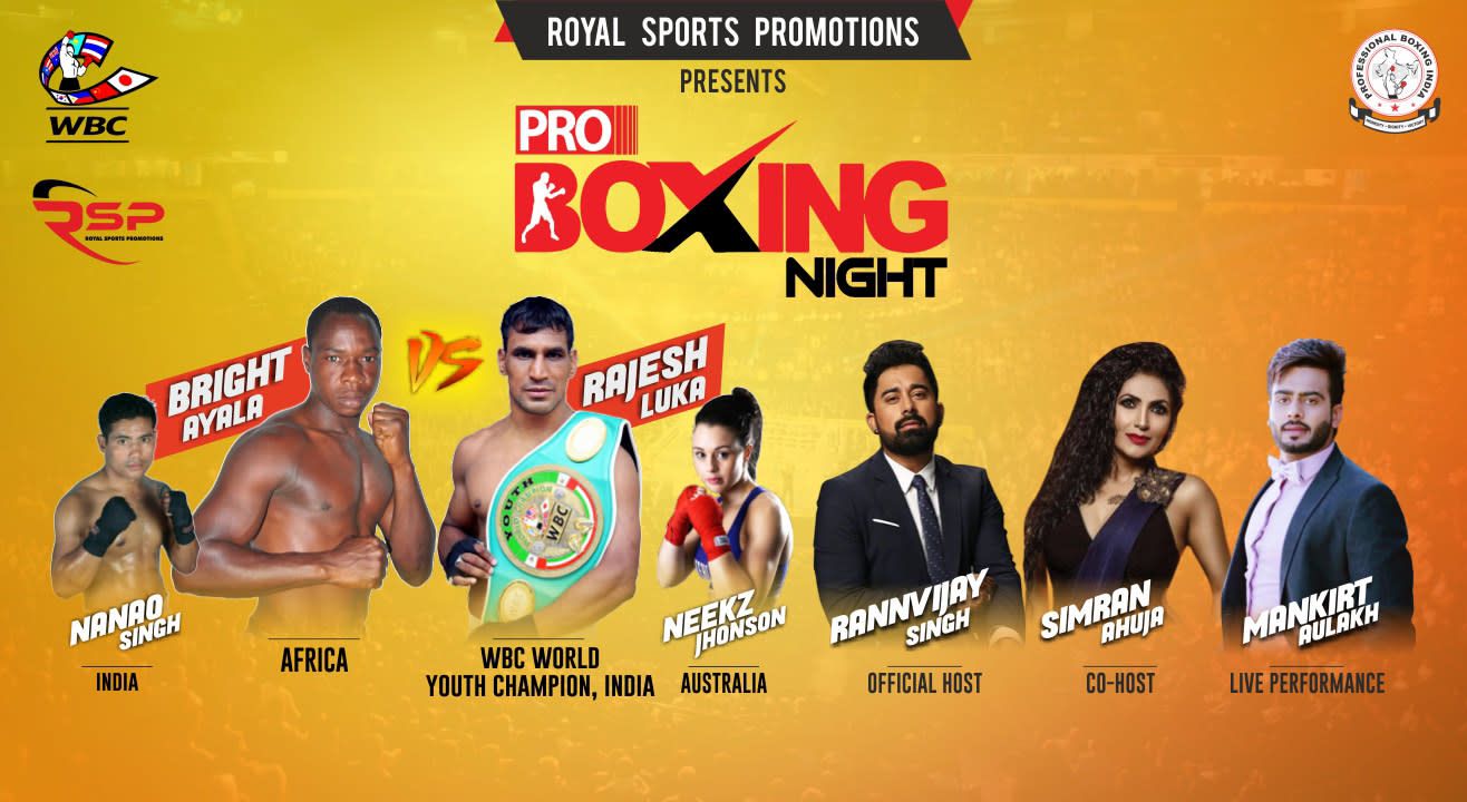 Pro Boxing Night