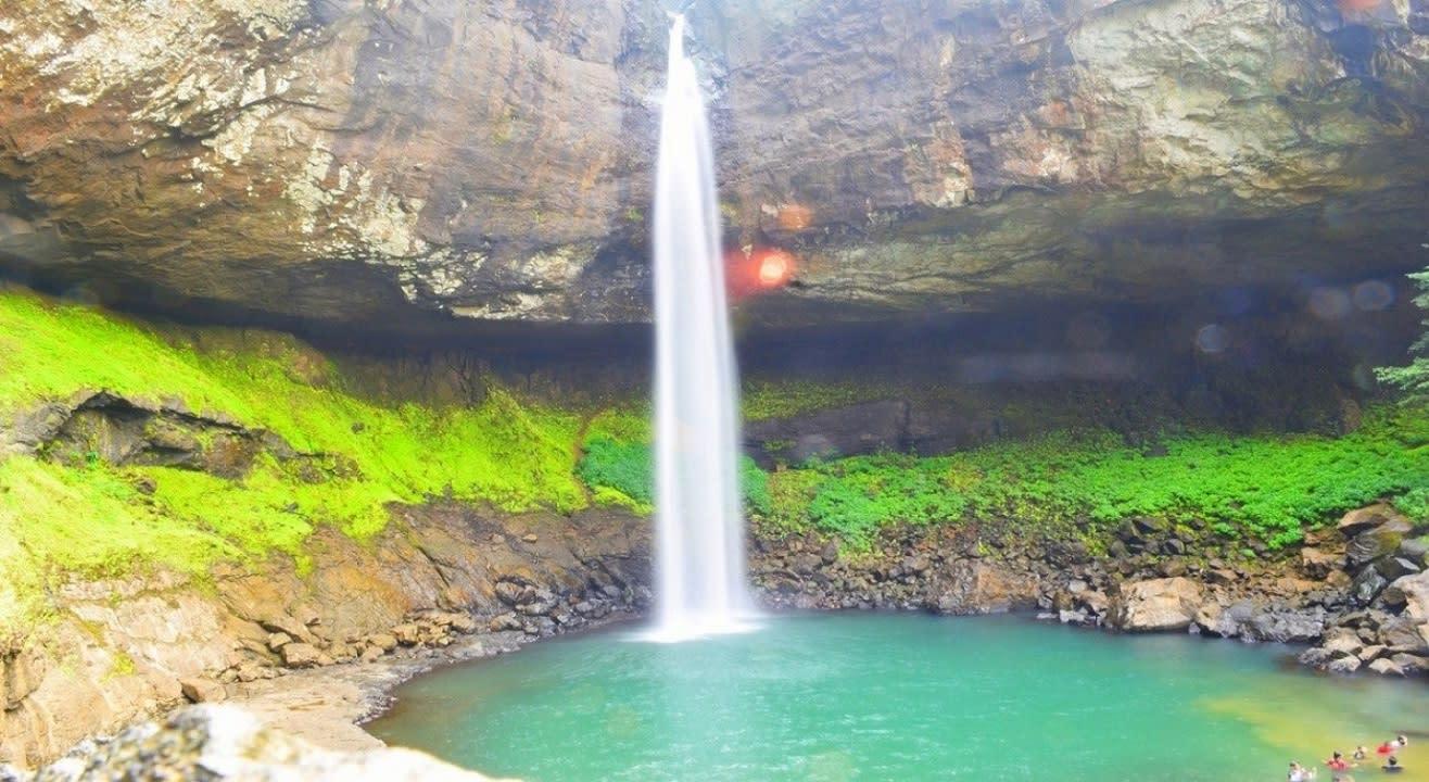 Camping & Trek to a Secret Waterfall