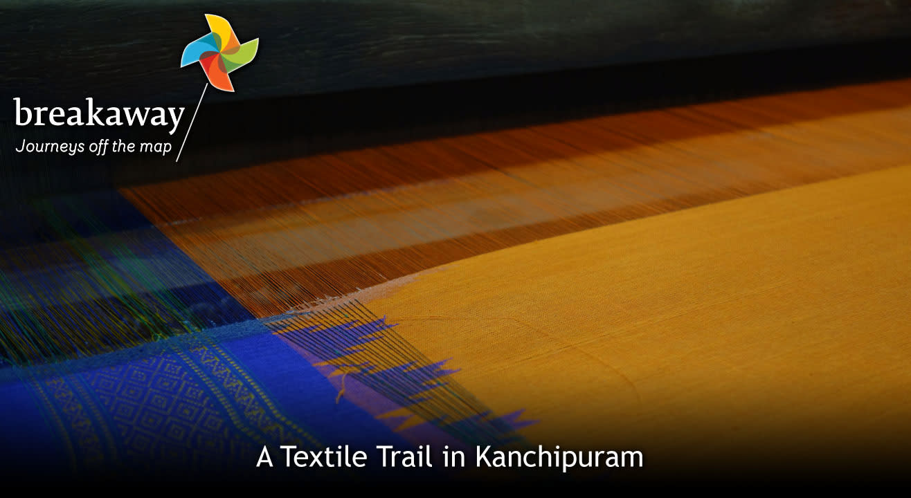 A  Textile Trail in Kanchipuram