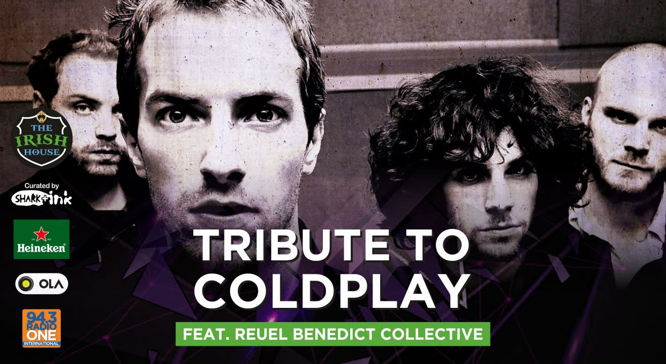 Tribute To Coldplay At The Irish House, Whitefield