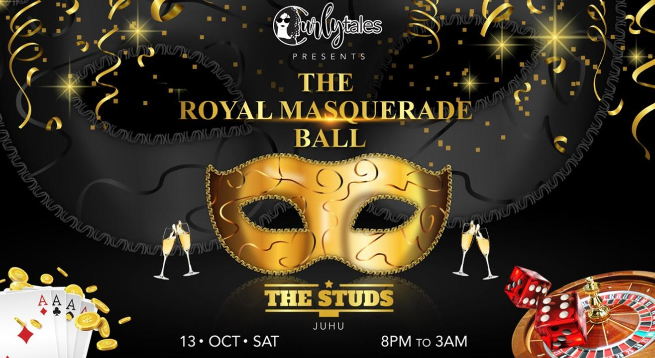 The Royal Masquerade Ball Party!