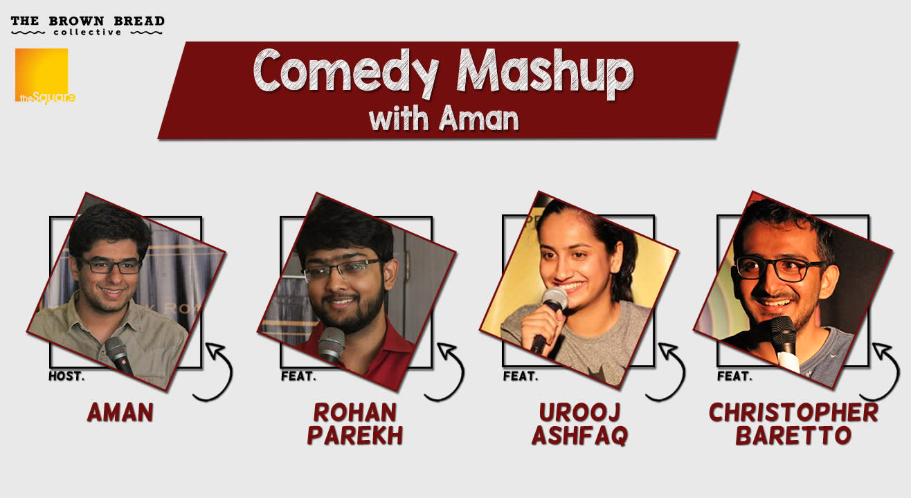 Comedy Mashup with Aman