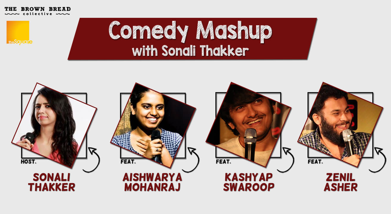 Comedy Mashup with Sonali Thakker