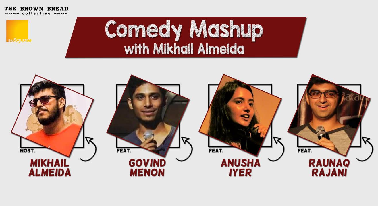 Comedy Mashup with Mikhail Almeida