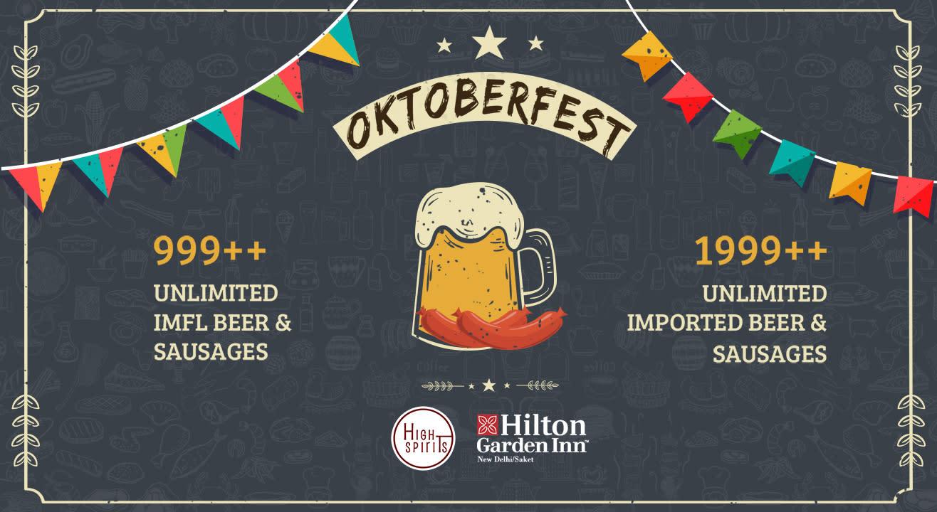 Oktoberfest at Hilton Garden Inn