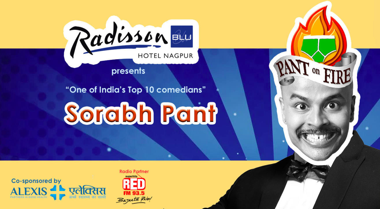 Stand-up Comedy featuring Sorabh Pant