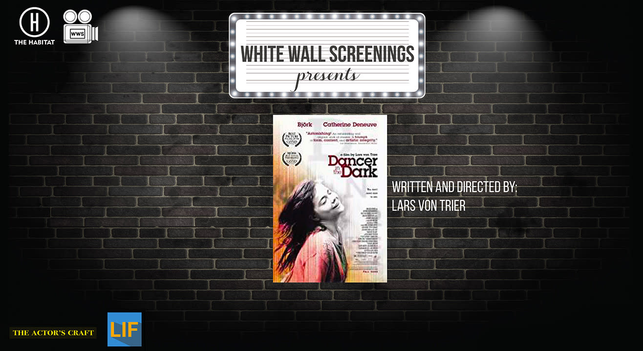 White Wall Screenings - Dancer in the Dark
