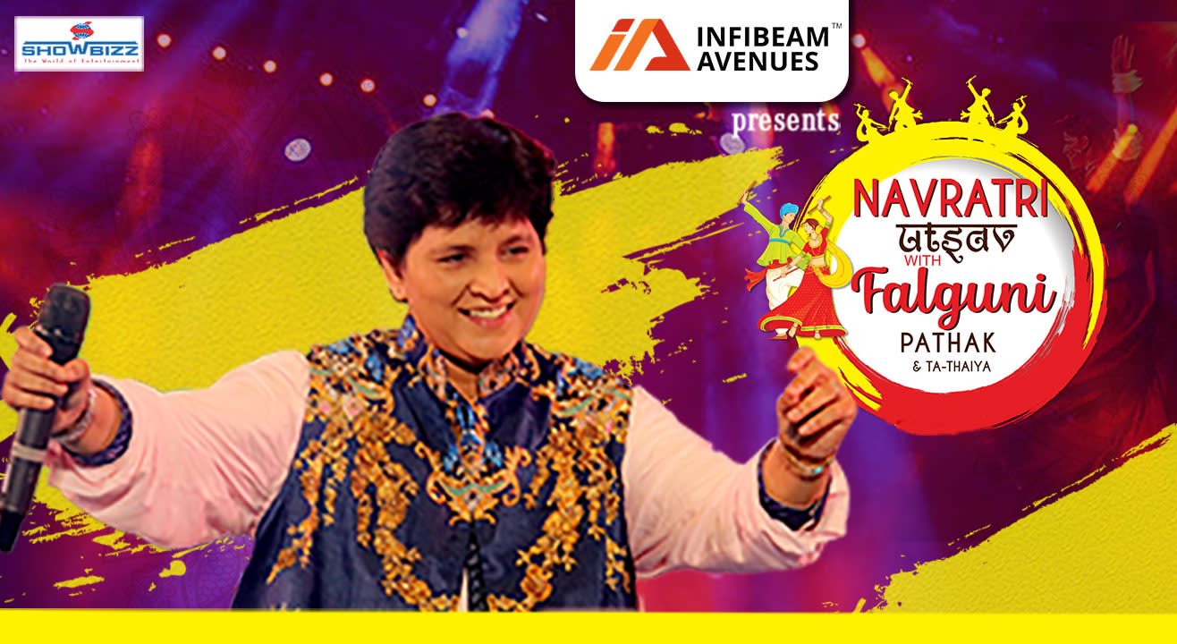 Navratri Utsav with Falguni Pathak 2018