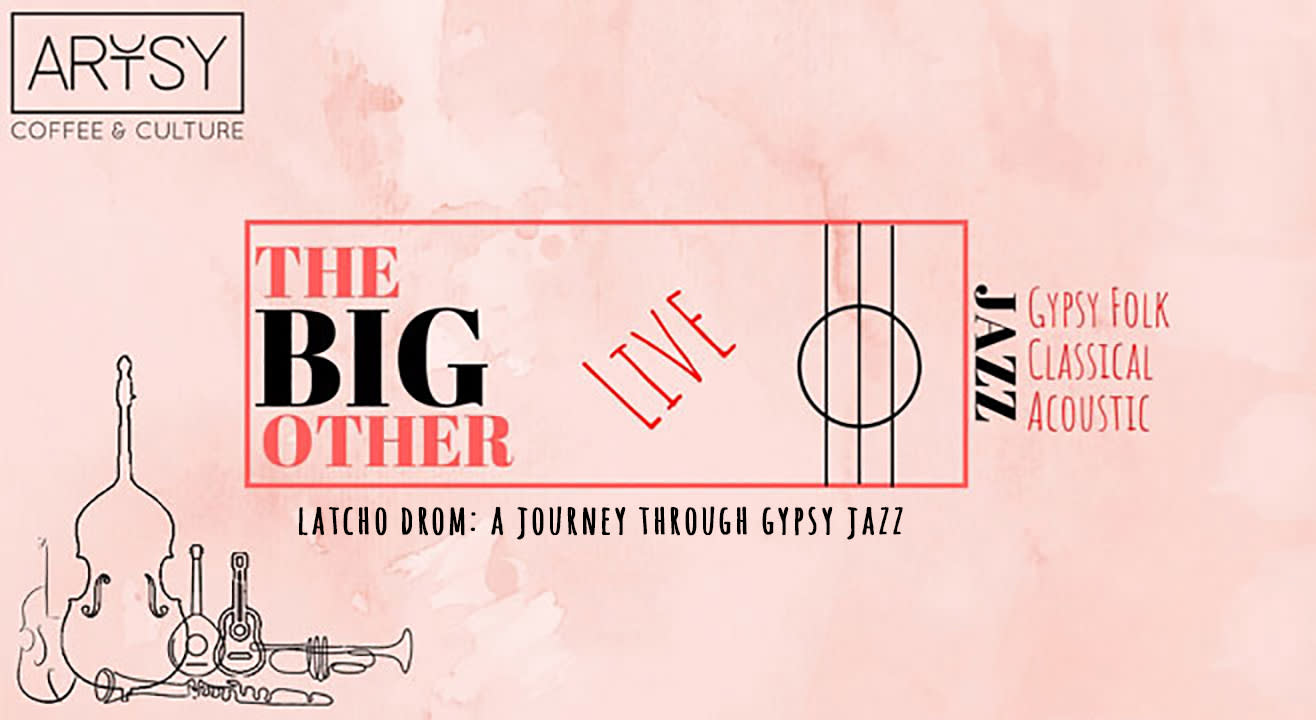Gypsy Jazz Live with The Big Other