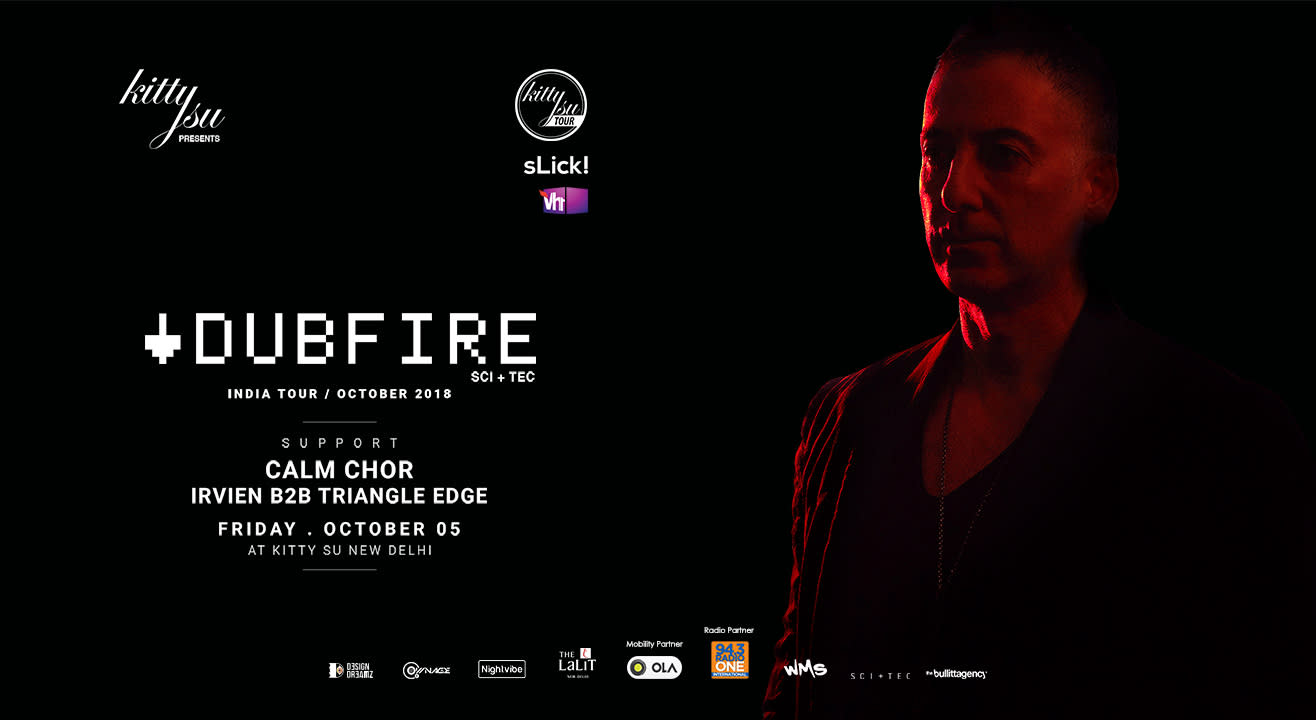 Dubfire India Tour 2018, Delhi