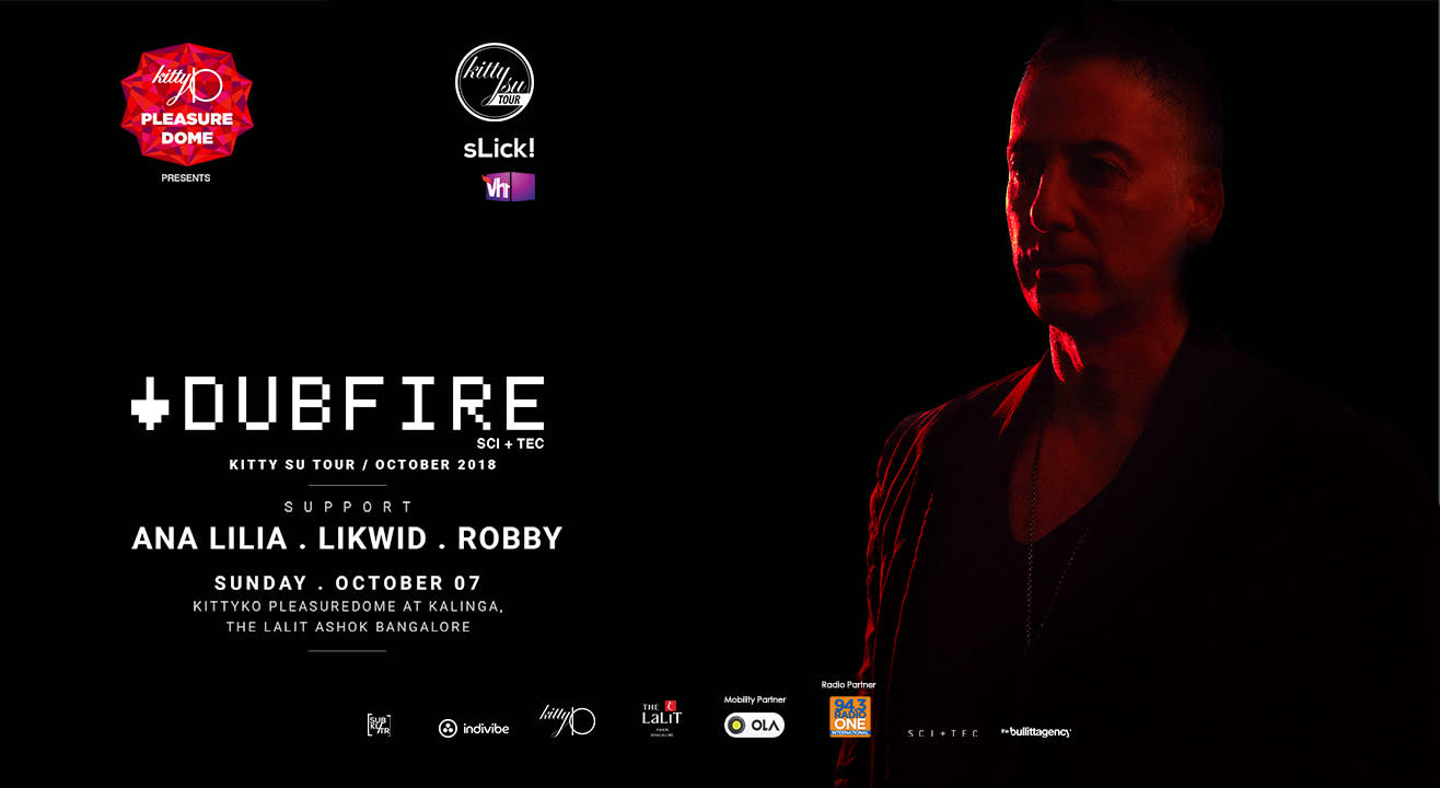 Dubfire India Tour 2018, Bangalore