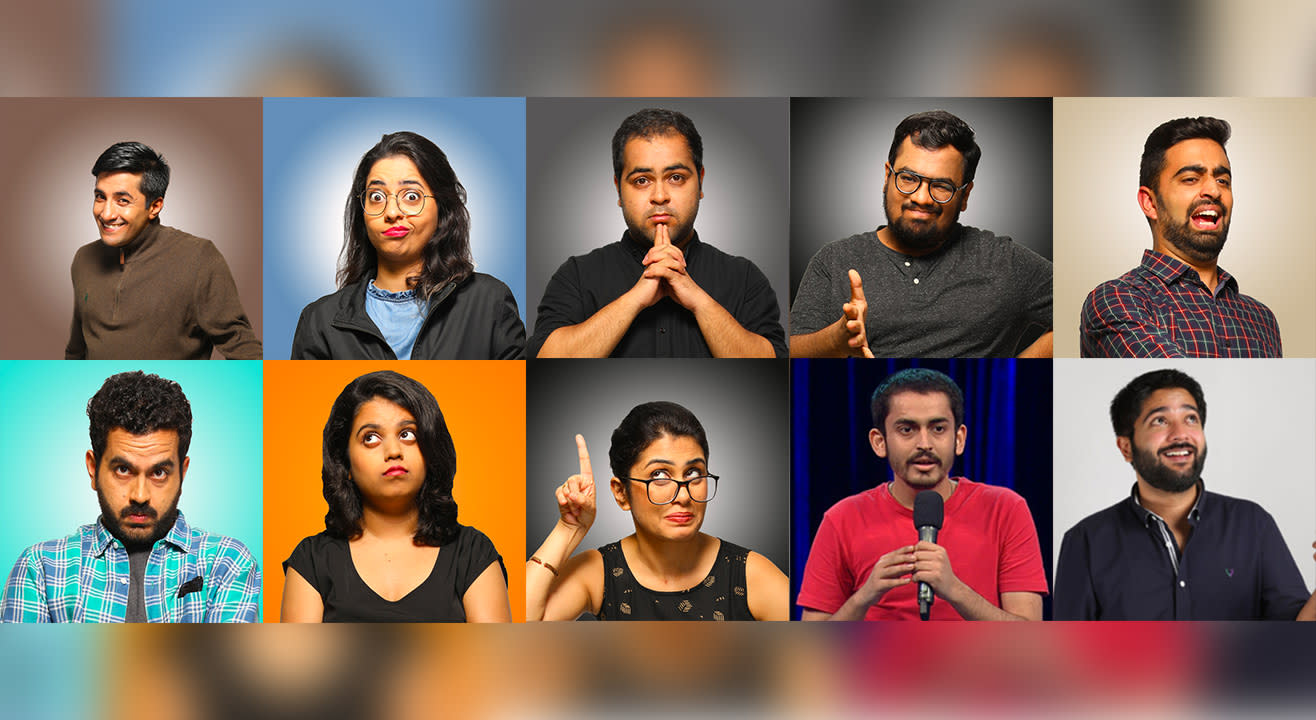The Comicstaan Finalists Are Doing Several Live Shows. Here's Where You Can Catch Them in Your City.