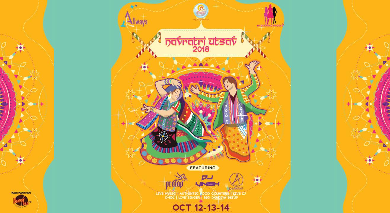 Navratri Utsav 2018