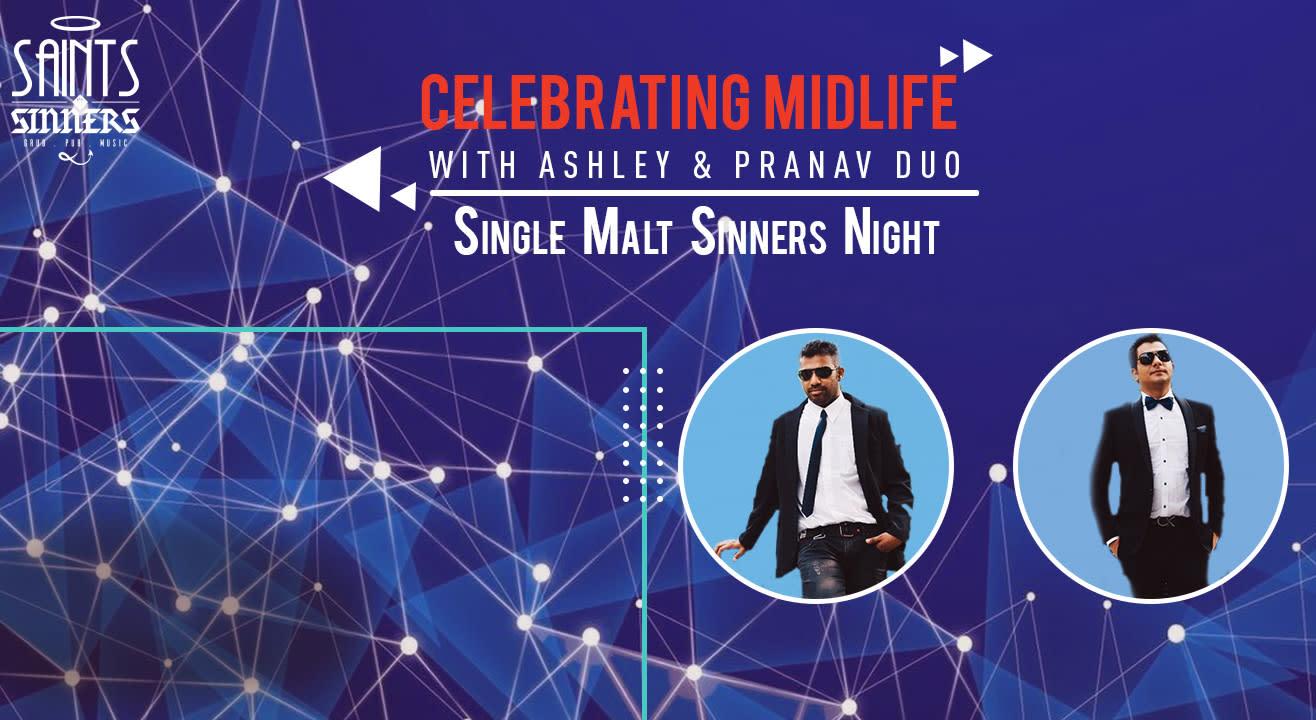 Single Malt Night & Celebrating Midlife