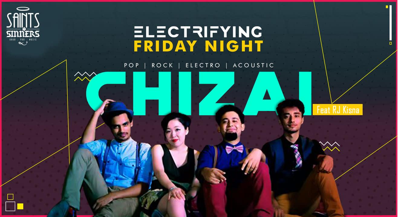 SNS Live: Chizai