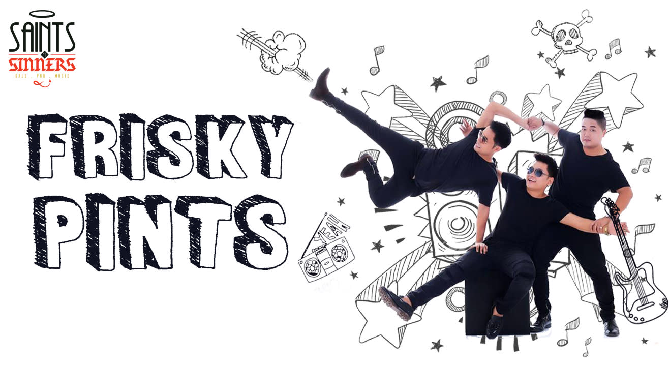 SNS Live: Frisky Pints