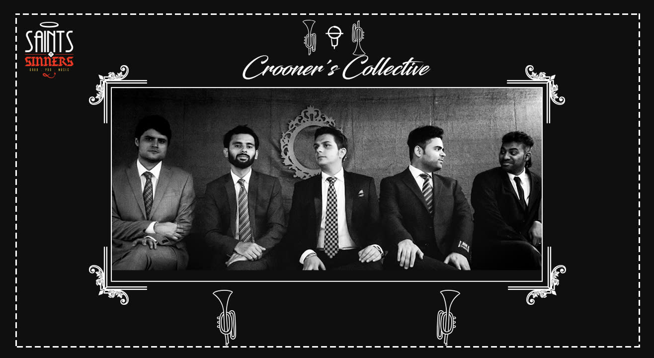 SNS Live: Crooner's Collective