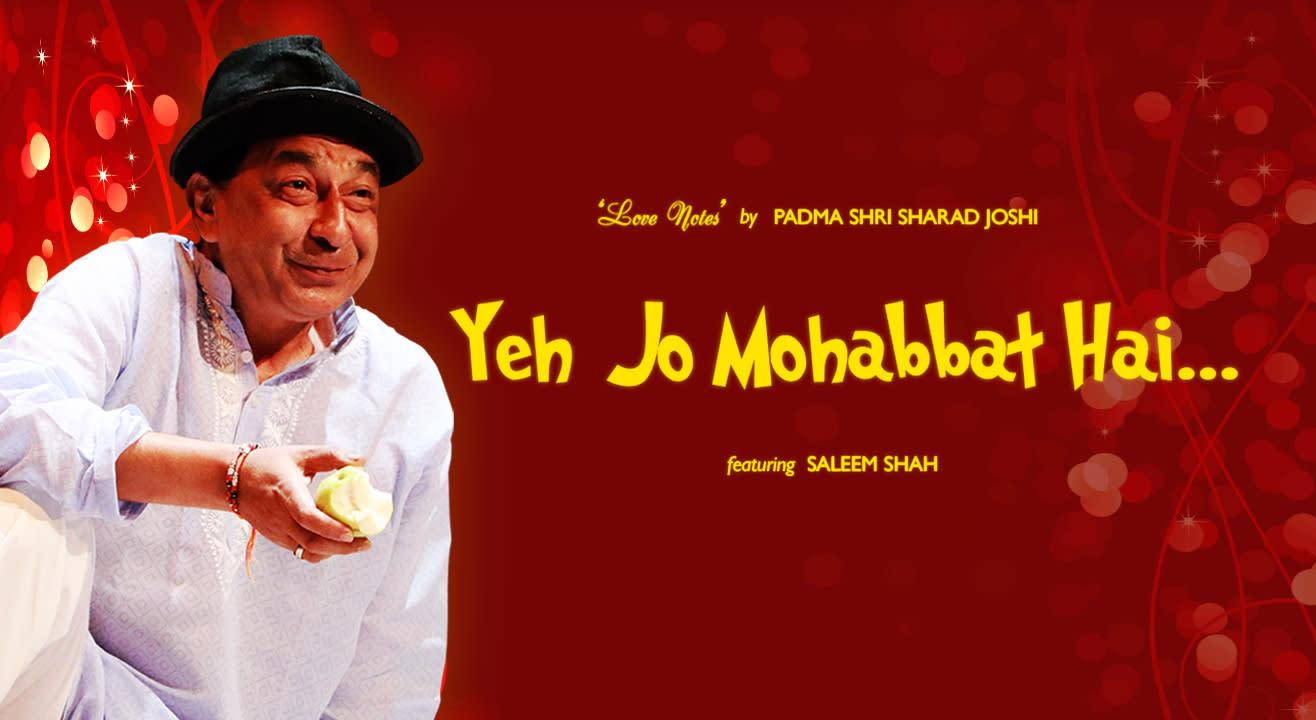 Yeh Jo Mohabbat Hai