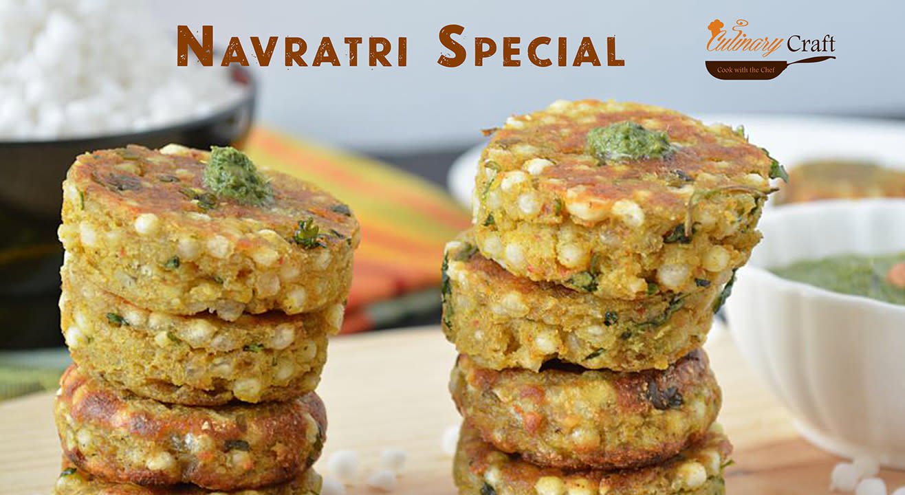 Navratri Special by Culinary Craft (Demo class only)