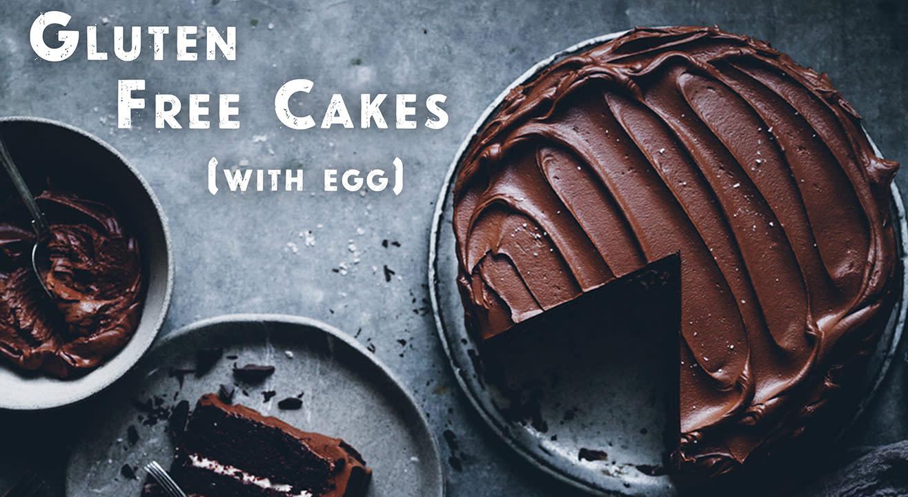 Gluten Free Cake Class by Culinary Craft