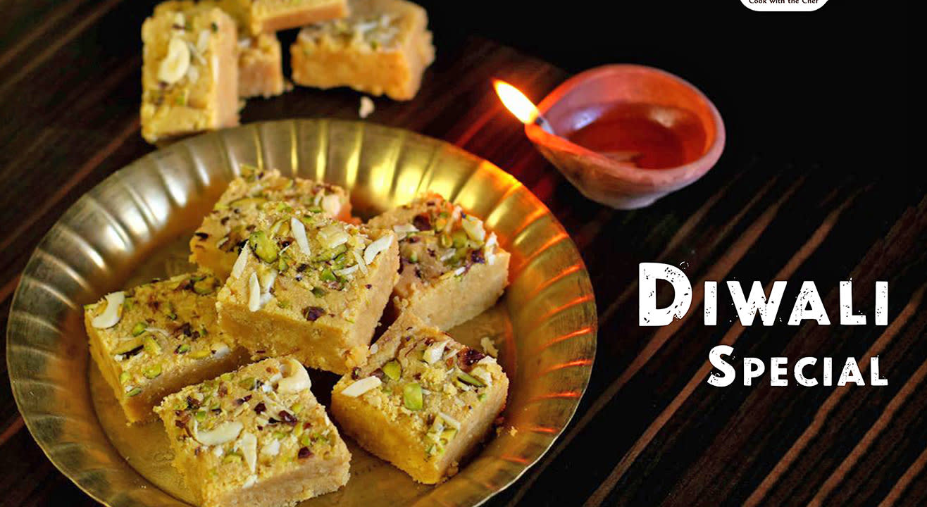 Diwali Ki Mithai by Culinary Craft