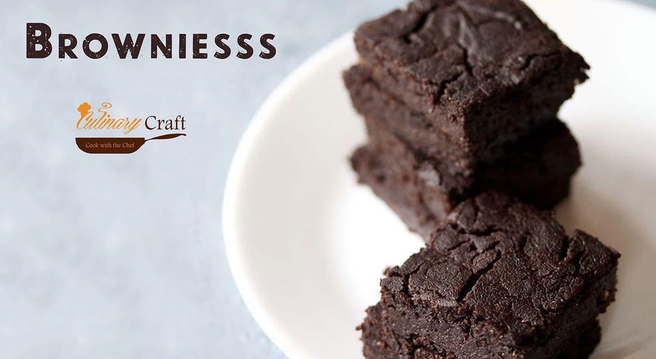 Brownies: Hands on by Culinary Craft
