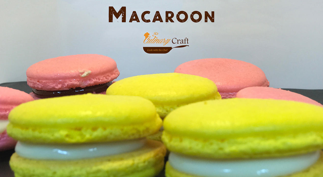 French Macaroon: Hands on by Culinary Craft