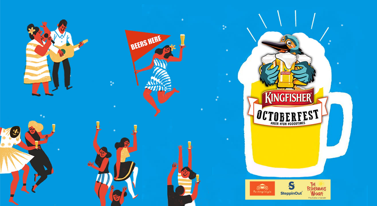 The Official Kingfisher October Fest - Hyderabad