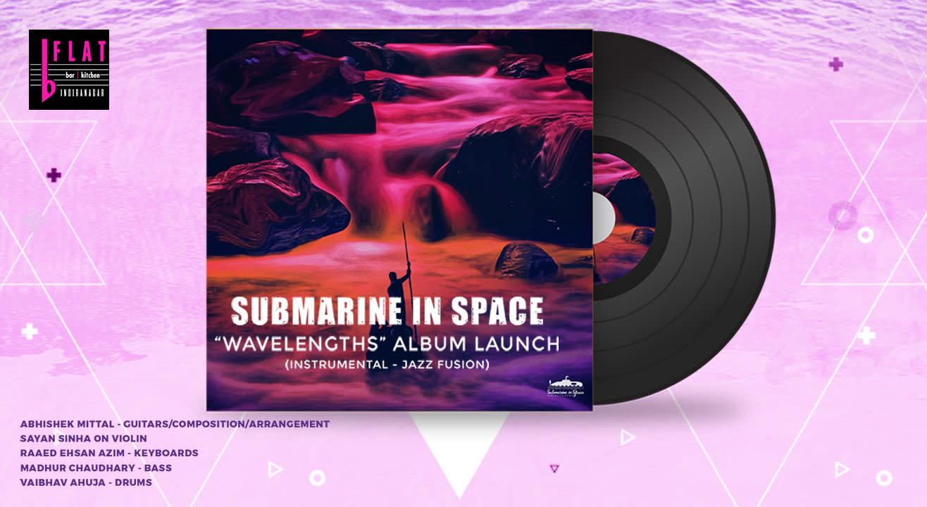 SubmarineInSpace(Delhi) - Instrumental -jazz fusion