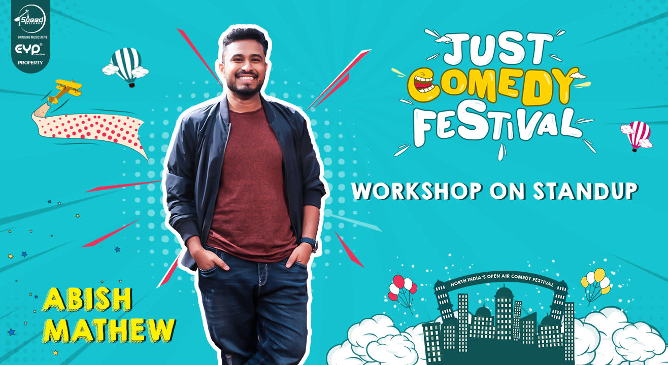 Workshop by Abish Mathew