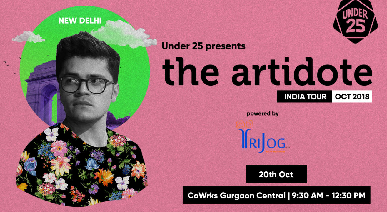 Artidote India Tour | New Delhi