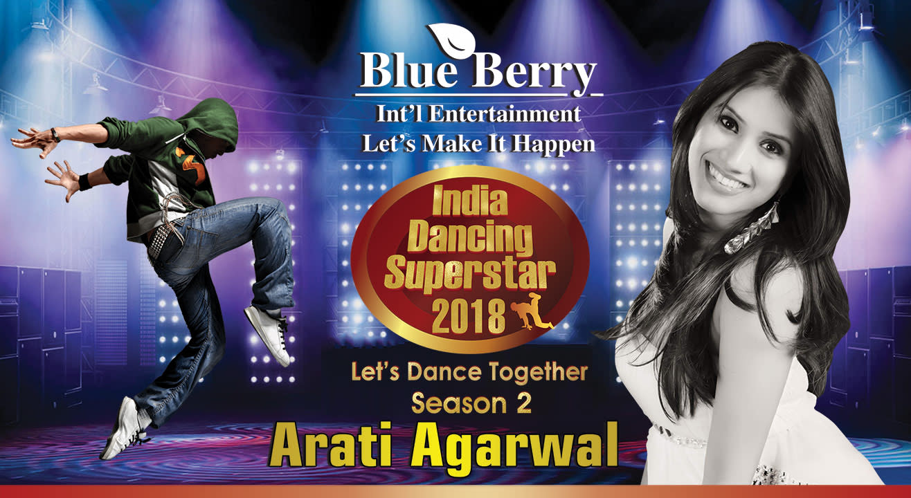 'India Dancing Superstar-2018-(Season-2)' IS BACK WITH A BANG!!