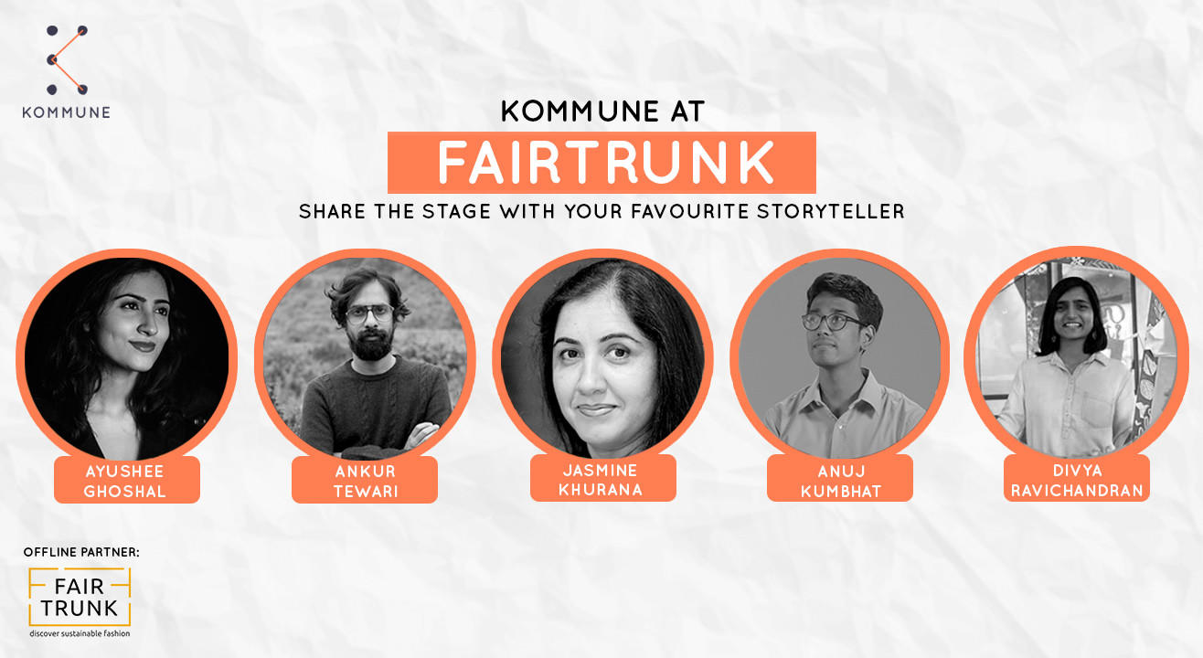 Kommune at Fairtrunk Offline