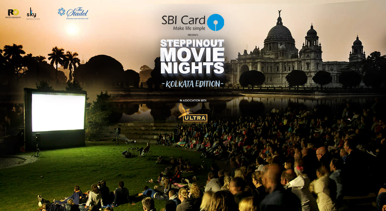 SteppinOut Movie Nights Kolkata Edition