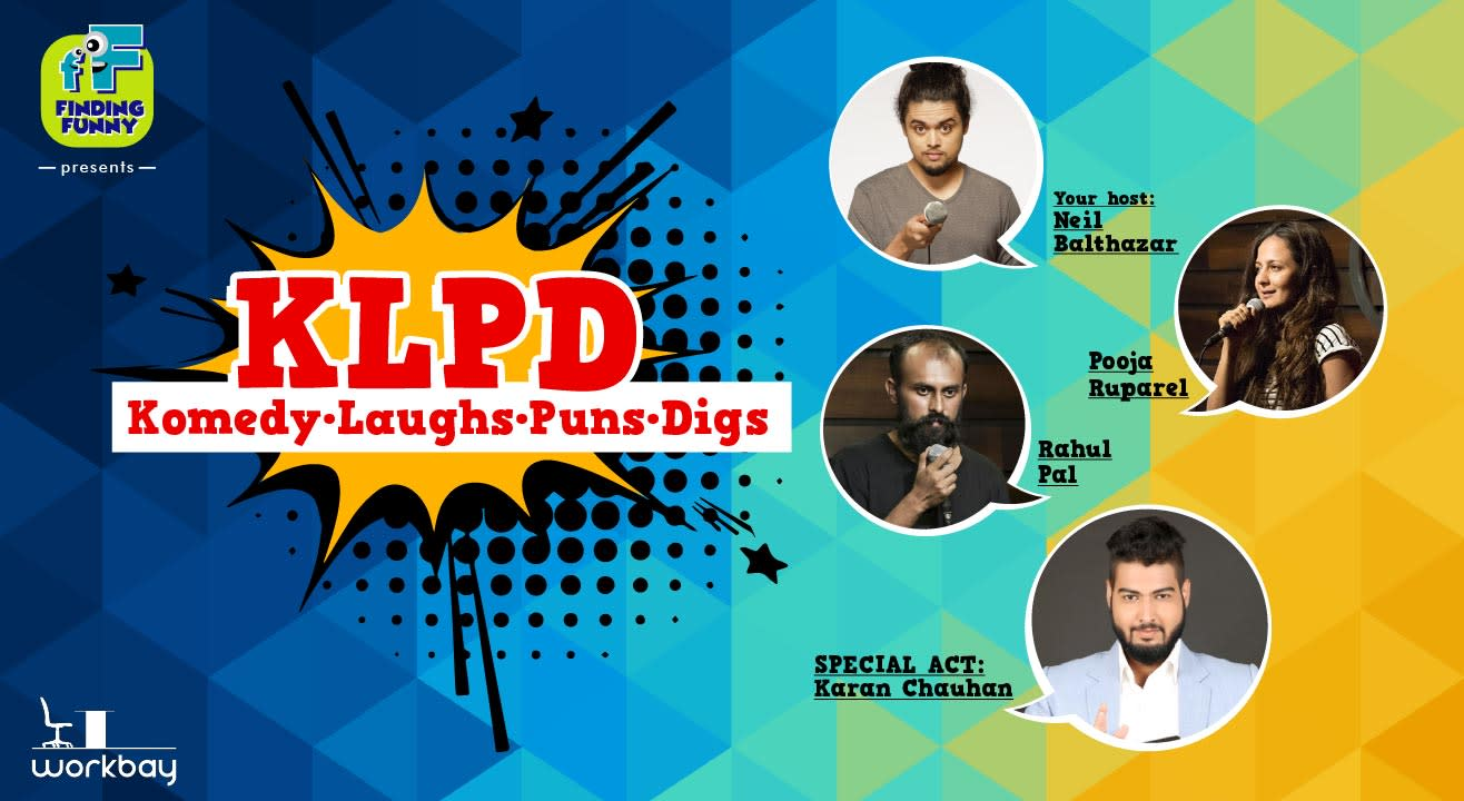 KLPD by Finding Funny #16