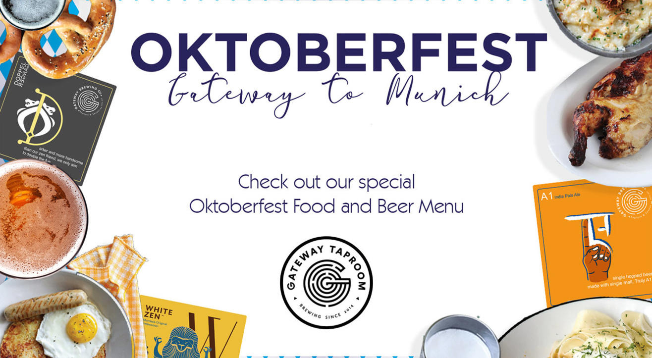 Oktoberfest At Gateway Taproom -  Your Gateway to Munich