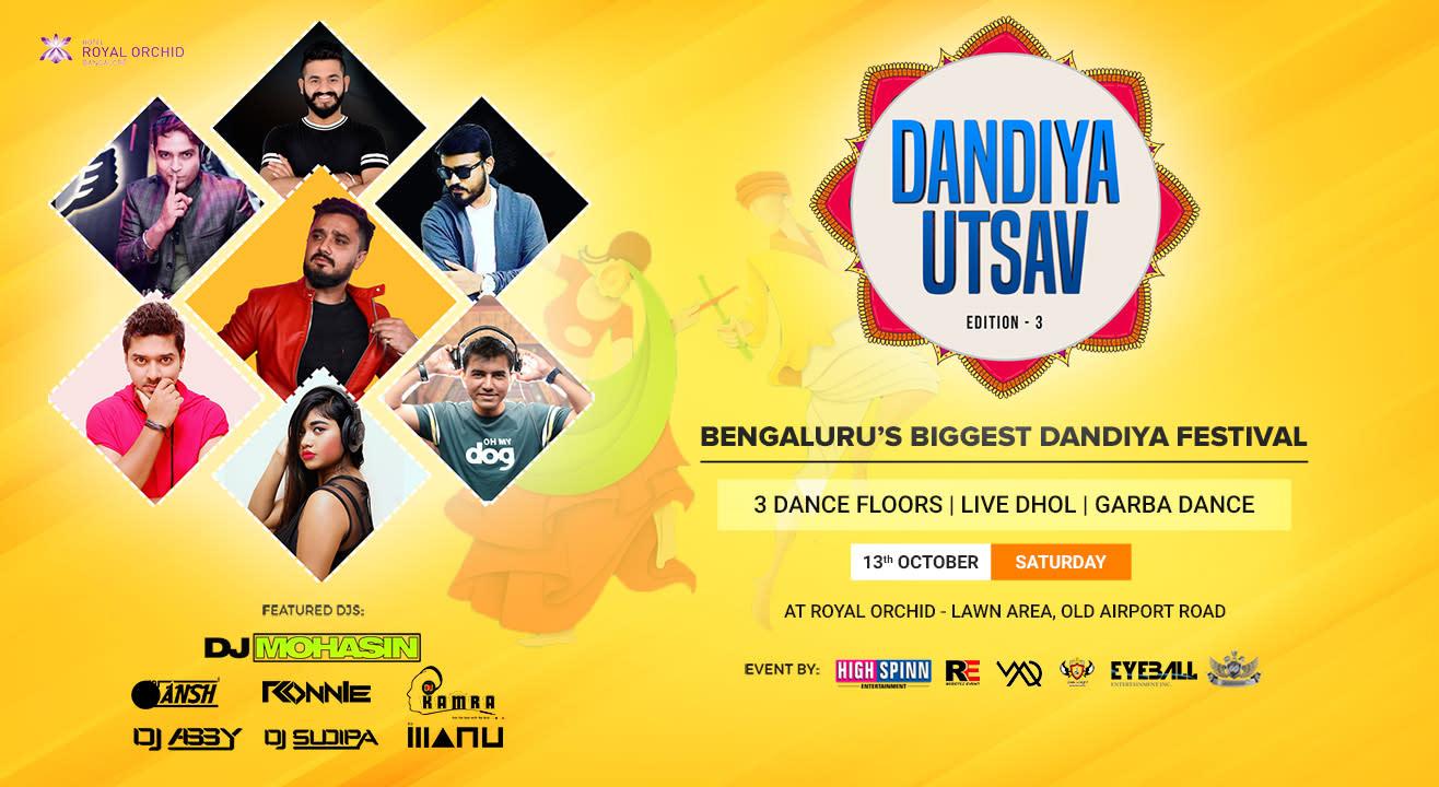 Dandiya Utsav Edition 3