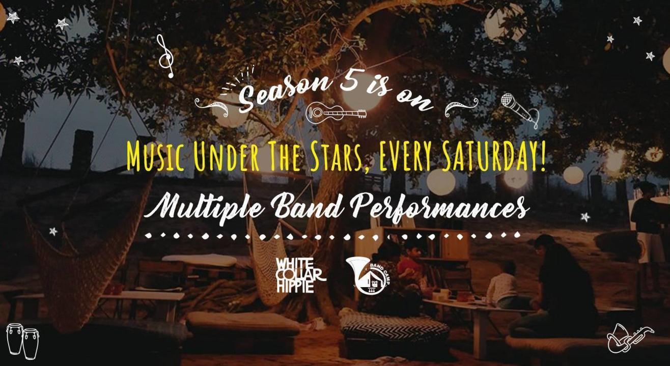 BandCamp: Music Under the Stars