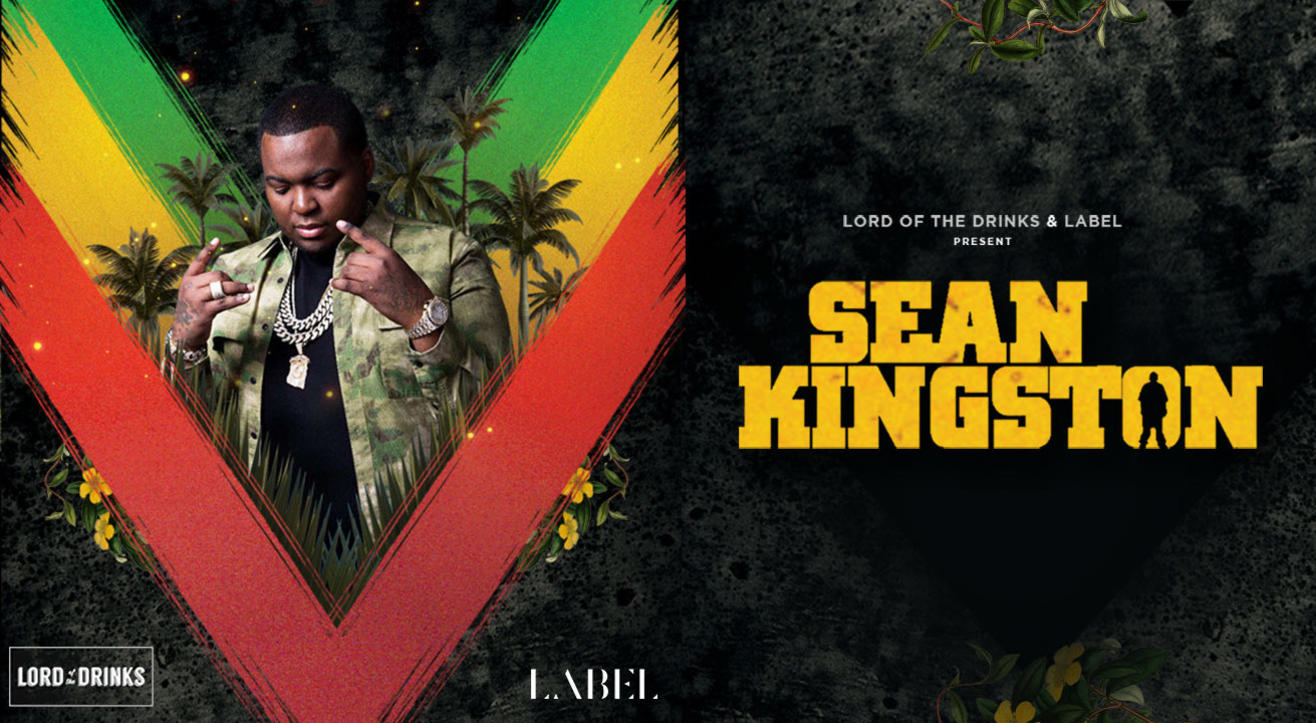 Sean Kingston Live at Lord of the Drinks, Lower Parel