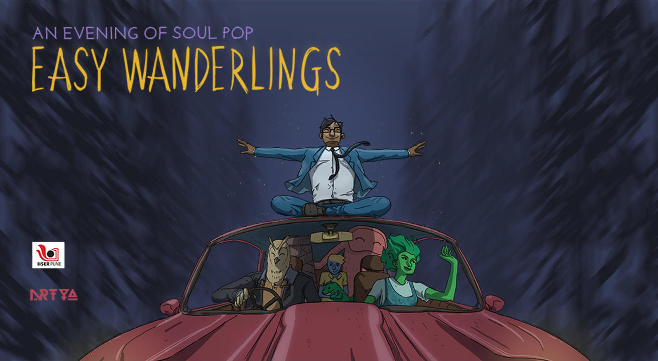 Evening of Soul Pop with Easy Wanderlings
