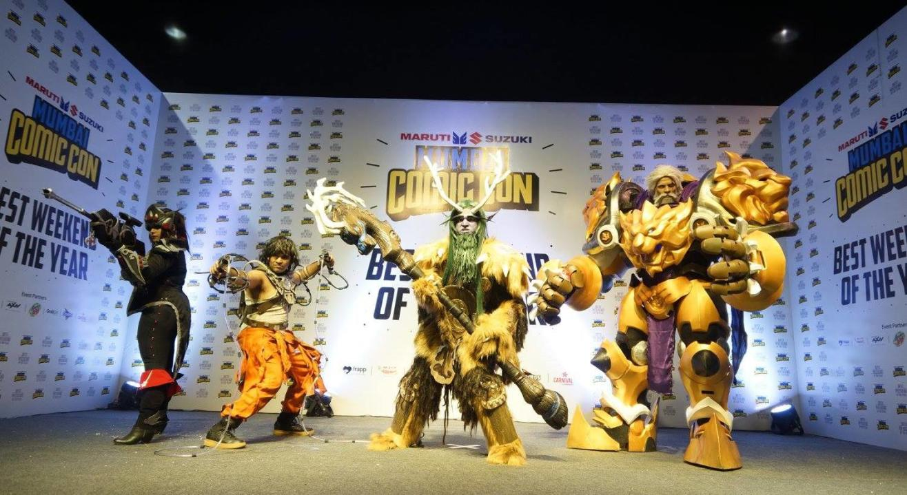 Never Been To a Comic Con? Here's Why You Should Go.